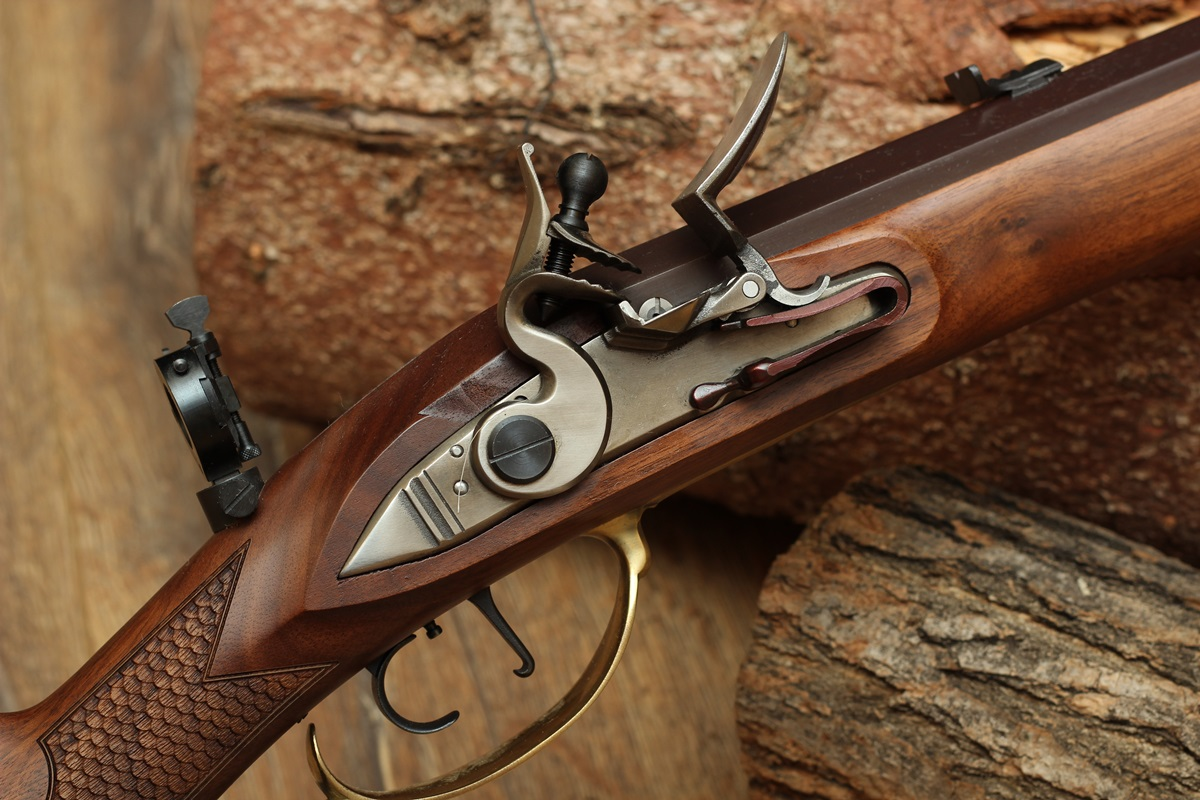 Making your flintlock ignition faster in 15 easy steps