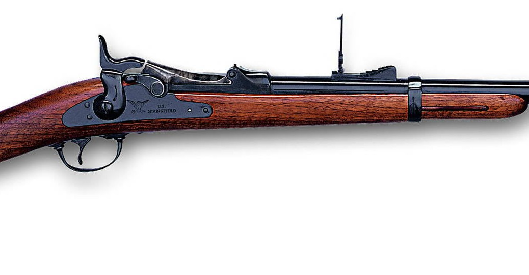 The birth of the 1873 Springfield Trapdoor rifle | Official Blog